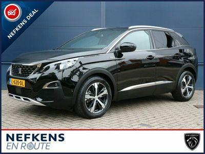 tweedehands Peugeot 3008 SUV 1.2 130 pk Automaat GT Line | Keyless Entry | Elektrische Achterklep | Led verlichting