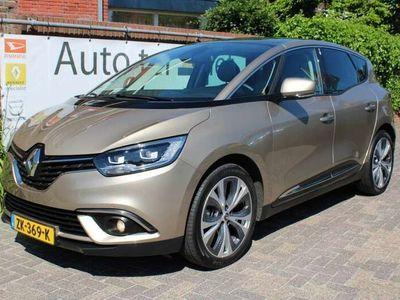 tweedehands Renault Scénic TCe 140 pk Intens camera/panoramadak/parkeerass.