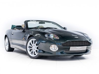 tweedehands Aston Martin DB7 Vantage Manual Convertible