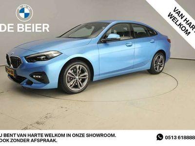 tweedehands BMW 218 218 Gran Coupé I LED / Navigatie / Sportstoelen / S