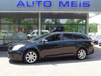 tweedehands Toyota Avensis 2.0 VVTI WAGON PANORAMIC BUSINESS SPECIAL