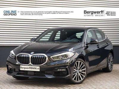 tweedehands BMW 118 1-SERIE i Executive | Sportline | DAB | Hifi | Stuur + Stoelverwarming