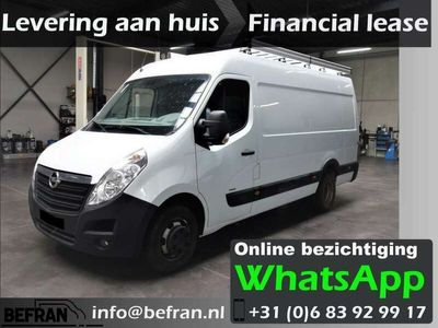 tweedehands Opel Movano 2.3 CDTI L3H2 Dubbel lucht Airco Imperiaal