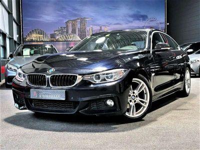 tweedehands BMW 420 Gran Coupé 420i Executive NL Nap