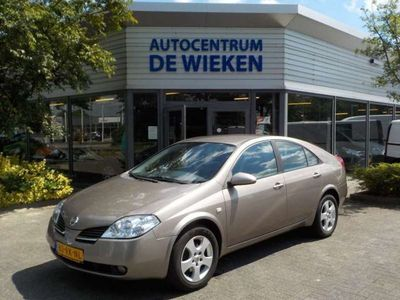 tweedehands Nissan Primera 2.0 ACENTA 140PK CLIMATE CONTROL ACHTERUITRIJ CAME