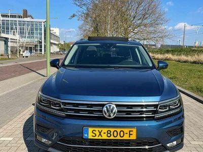 tweedehands VW Tiguan Allspace 1.4 TSI dsg Highline pano voll