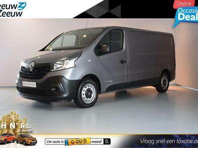 tweedehands Renault Trafic 1.6 dCi T29 L2H1 Comfort Energy *Navi+Airco*Parc Assist*Volledige Betimmering*Dealer Onderhouden!