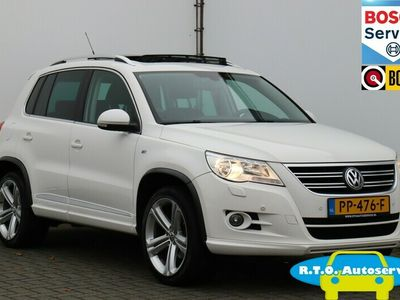 tweedehands VW Tiguan 2.0 TDI Comfort&Design 4Motion PANORAMADAK