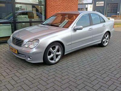 tweedehands Mercedes C220 220 CDI Avantgarde