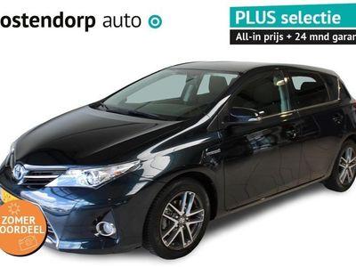 tweedehands Toyota Auris 1.8 Hybrid Dynamic   Navigatie   Parkeer camera   Lichtmetaal   Automatische climate control
