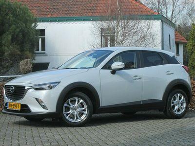 tweedehands Mazda CX-3 2.0 SkyActiv-G 120 TS+ / Automaat / 46.214 km / Getint glas / Stoelverwarming / Achteruitrijcamera / LED verlichting
