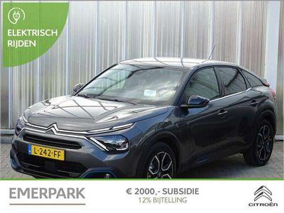 tweedehands Citroën C4 EV 50kWh Shine € 2.000- subsidie mogelijk Navigatie