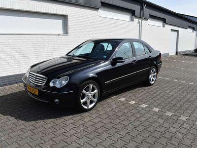 tweedehands Mercedes C180 180 K. Avantgarde