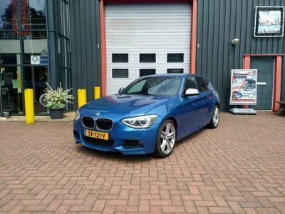 tweedehands BMW 125 125 d High Executive NU IN PRIJS VERLAAGD!!! M-Perf