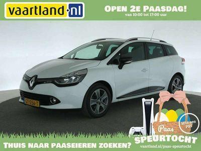 tweedehands Renault Clio ESTATE 1.5 DCI Night&Day [ navi airco cruise ]