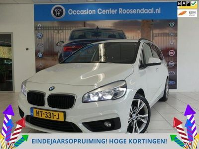 tweedehands BMW 216 2-SERIE Gran Tourer d Automaat Corporate Lease Climate Control Na