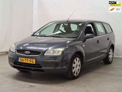 tweedehands Ford Focus Wagon 1.6-16V Trend/APK 27-02-2022/AIRCO/CRUISE/TR