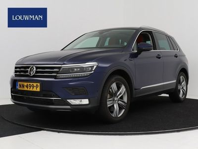 tweedehands VW Tiguan 2.0 TSI 220pk 4Motion Highline Executive DSG