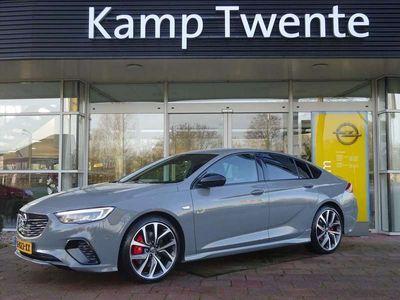 tweedehands Opel Insignia Grand Sport GSi Exclusive 2.0 BiTurbo 210 PK 4x4 Automaat GSi Exclusive