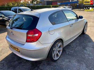 tweedehands BMW 118 118 d Corporate Business Line Automaat/Cruise
