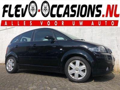 tweedehands Audi A2 1.4 TDI NAP NWE APK Airco Έlectric Pakket