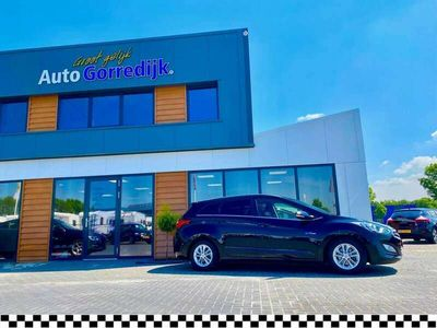 tweedehands Hyundai i30 Wagon 1.6 GDI Business Edition Navi,Trekhaak,lmv