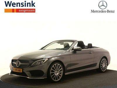 tweedehands Mercedes 200 C-Klasse CabrioletPremium Plus | Rijassistentiepakket |..