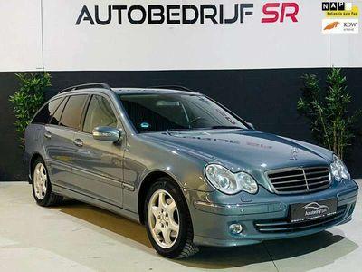 tweedehands Mercedes C280 Combi Avantgarde Automaat / Zeer netjes / Apk 11-2