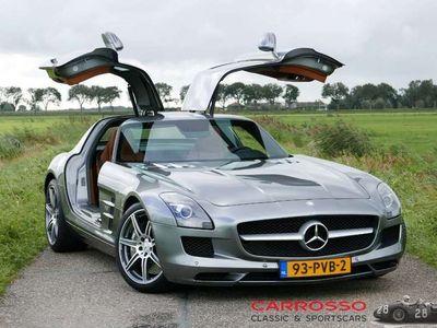 tweedehands Mercedes SLS AMG 6.3 AMG