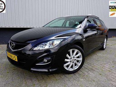 tweedehands Mazda 6 Sportbreak 2.0 TS Plus Clima__18''LMV_Dealer onder