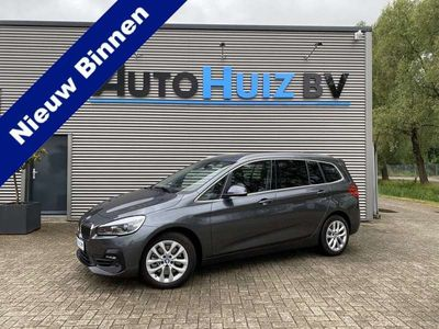 tweedehands BMW 220 2 Serie Gran Tourer i 192 PK Automaat 7p. Chrome Line Executive LED Achteruitrijcamera 17 Inch Privacy Glass PDC BTW
