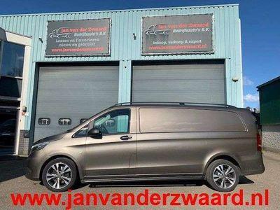 tweedehands Mercedes Vito 119 CDI XXL EXTRA lang FULL OPTIONS EURO 6