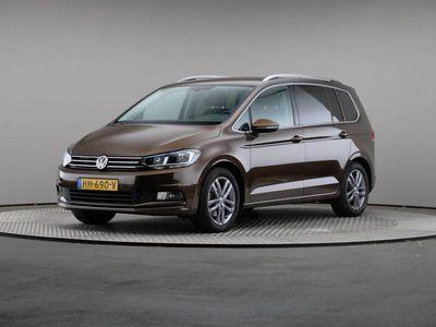 tweedehands VW Touran 1.4 TSI Highline 7p, Automaat, Navigatie