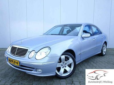 tweedehands Mercedes E500 Avantgarde