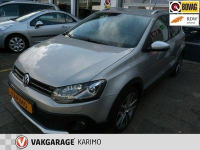 tweedehands VW Polo Cross 1.2 TSI VOL OPTIE LEER/XENON/NAVI