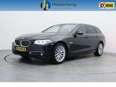 tweedehands BMW 520 520 Touring d Luxury Edition Navi, Winterpakket, Xe