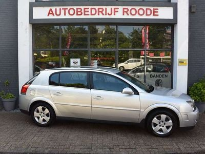 tweedehands Opel Signum 2.2-16V Elegance AIRCO,NAP,AUTOMAAT,APK !! ''HEMEL