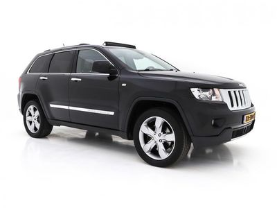 tweedehands Jeep Grand Cherokee 3.0 CRD Overland Summit AWD AUT. *PANO+NAVI+LEDER+XENON+CAMERA+ECC+PDC+CRUISE*