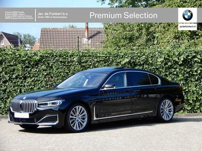 "tweedehands BMW 745L 7 Serie Le xDrive | | 4x massage comf. zetel | 20"" | Co pilot | 4x stoelvent. | Laser | Skylounge | Nappa"