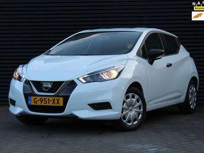 tweedehands Nissan Micra 1.0L Visia |Cruise control|5 drs|Nieuw model|