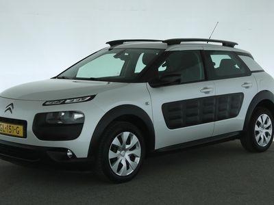 tweedehands Citroën C4 Cactus 1.2 PureTech Business [ Navi+cam Parkeersensoren]