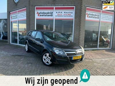 tweedehands Opel Astra Wagon 1.9 CDTi Executive - Automaat - Airco - Cruise