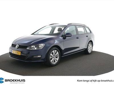 tweedehands VW Golf 1.6 TDI 110pk BMT Comfortline | Navi