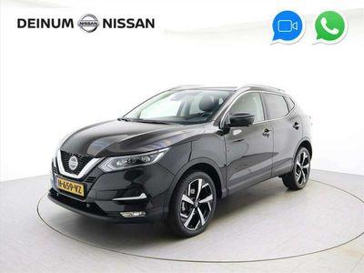 tweedehands Nissan Qashqai 1.3 DIG-T Tekna 140pk Navigatie | Lederen bekleding | LED Verlichting