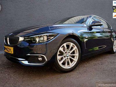 tweedehands BMW 420 Gran Coupé 420i High Executive 3D Cam_Navi_Harmenc