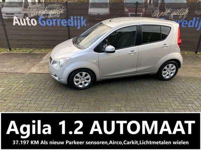 tweedehands Opel Agila 1.2 Edition 37.197 KM AUTOMAAT ALS NIEUW