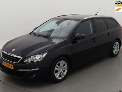 tweedehands Peugeot 308 SW 1.6 BlueHDI Blue Lease Executive Pack