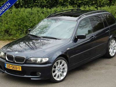 tweedehands BMW 330 330 Touring i / M-Pakket / Navi / Leder / Xenon / Y