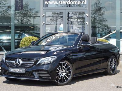 tweedehands Mercedes 200 C-Klasse cabrioamg l 184pk l widescreen l facelift uit