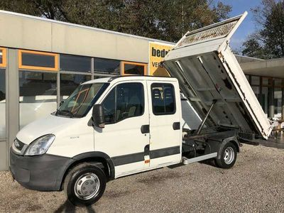 tweedehands Iveco Daily 35C13 2.3 Hpi DC Kipper Pick-Up